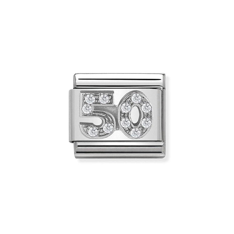 Nomination Women Stainless Steel Bead Charm - 330304/24 rUKeY3