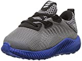 adidas Kids' Alphabounce Sneaker, Grey/Light Onix/Satellite, 6.5 M US Toddler