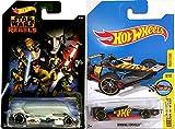 Treasure Hunt Winning Formula Hot Wheels & Star Wars Rebels Jet Threat 3.0 Exclusive speed race Set 2016 in PROTECTIVE CASES