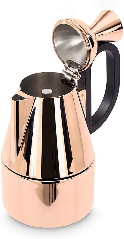 Amazoncom Tom Dixon Brew Stove Top Coffee Maker Kitchen
