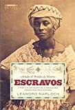 capa de Achados & Perdidos da História. Escravos