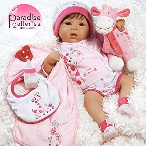 Used, Paradise Galleries Reborn Baby Doll Lifelike Realistic for sale  Delivered anywhere in USA