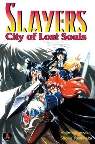 Slayers Super-Explosive Demon Story Volume 5: City Of Lost Souls (Slayers (Graphic Novels))