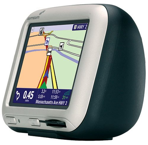 Amazon.com: TomTom GO 300 3.5-Inch Bluetooth Portable GPS Navigator