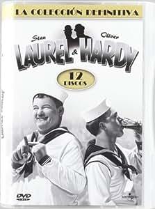 Lauren & hardy boxset [DVD]