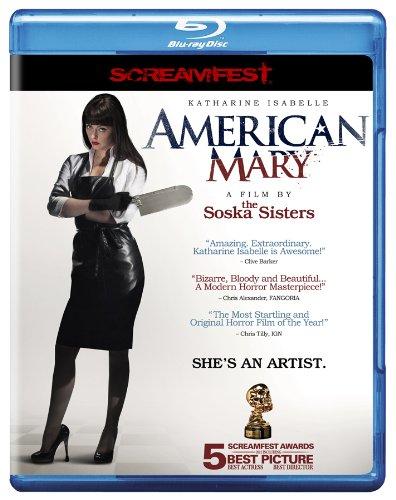 American Mary BD [Blu-ray]