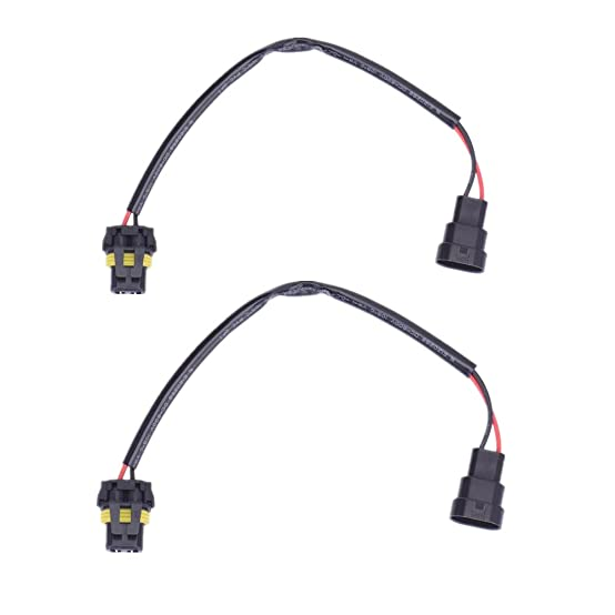 51VZPza66YL._SX554_ amazon com guteauto 2pcs 9006 9006xs 9012 hb4 wiring harness 9012 hid wiring harness at edmiracle.co