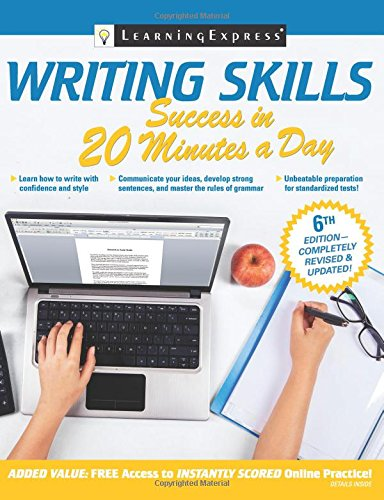 Writing Skills Success in 20 Minutes a Day