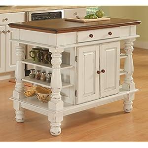 Home Styles 5094-94 Americana Kitchen Island