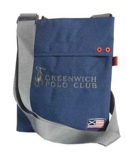 GREENWICH POLO CLUB - Cartera de mano para hombre: Amazon.es: Zapatos y complementos