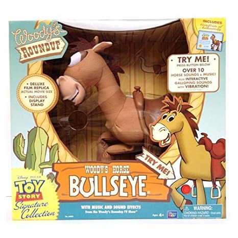Disney Toy Story Signature Collection Interactive Reden Bullseye (UK Import) 934b6f7b608