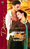 Cause for Scandal, Anna DePalo, 0373767110