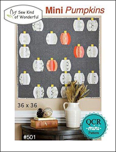 Qcr Mini Pumpkins Quilt Pattern