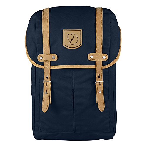 Fjallraven Rucksack No.21 Daypack, Navy, Small