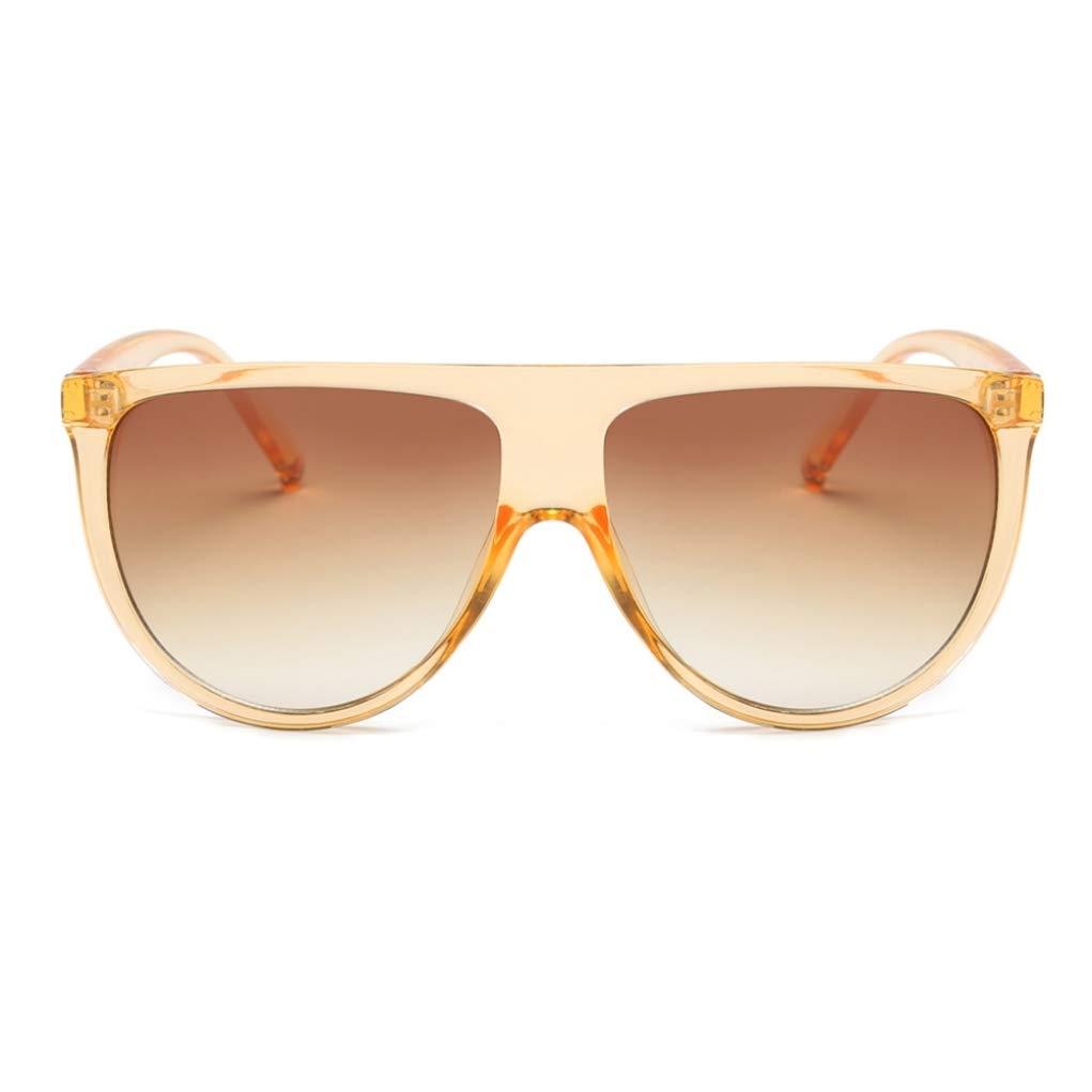 Amazon.com: Saiyoubesten Inconceivable Oversize Sunglasses ...