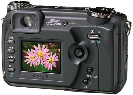 Casio Qv 5700 Digitalkamera 5 0 Megapixel