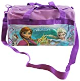 Disney Frozen Elsa and Anna Duffle Bag