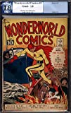 WONDERWORLD COMICS Issue # 3 G- PGX 1.8