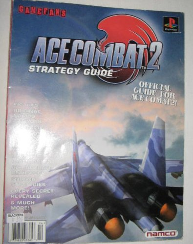 Ace Combat 2 Strategy Guide By Gamefan's
