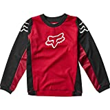 Fox Racing 2020 Peewee 180 Jersey - Prix (Medium) (Flame RED)