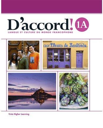 D'accord 1A Student Edition with Supersite Plus (vTxt) pdf epub