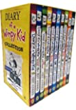 Diary of a Wimpy Kid 10 Book Slipcase