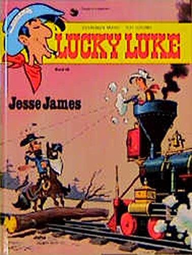 Lucky Luke, Bd. 38, Jesse James