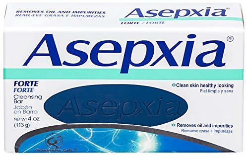 Amazon.com : Asepxia Forte Acne & Blemish Control Antiacnil Fp Soap Bar 113g New Sealed : Facial Astringents : Beauty