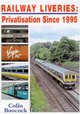 2000 Livery - Railway Liveries - Privatisation 1995 - 2000