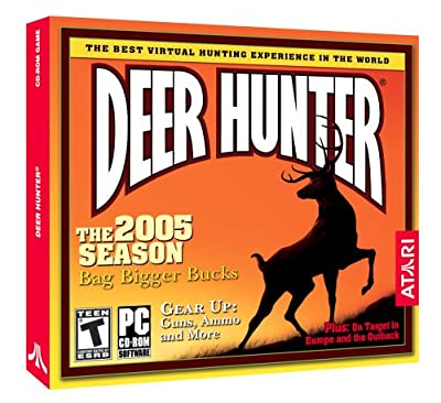 Deer Hunter 2005 (Jewel Case) - PC