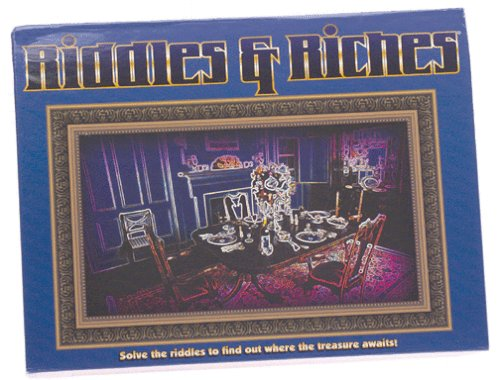 Riddles /& Riches R and R Games 945