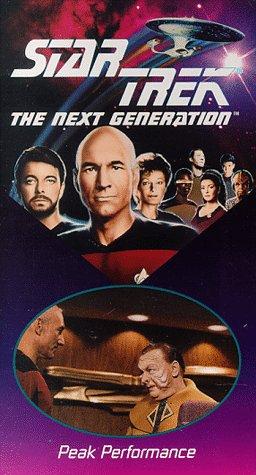 Star Trek - The Next Generation, Episode 47: Peak Performance [VHS]