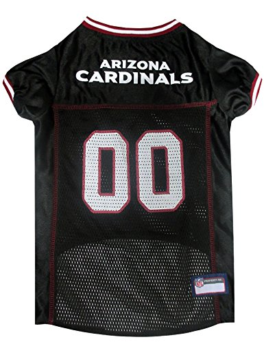 - NFL ARIZONA CARDINALS DOG Jersey, Large