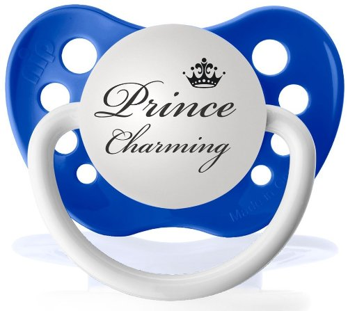 Prince Charming - Expression Pacifier