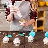Kootek Cake Decorating Kits Supplies with Cake