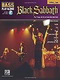 Bass Play-Along Vol.26 Black Sabbath