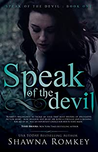 Speak Of The Devil by Shawna Romkey ebook deal
