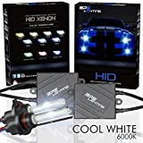 BPS Lighting® Black Series Premium AC ASIC Ballast 35w HID Xenon Conversion Kit With Quick Start Ballast Technology - Perfect to Replacement For Halogen Headlight & Fog Light - 2 Yrs Warranty / Tech Support (H11, 6000K)