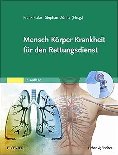 Amazon.com: Mensch Körper Krankheit für den Rettungsdienst (German ...