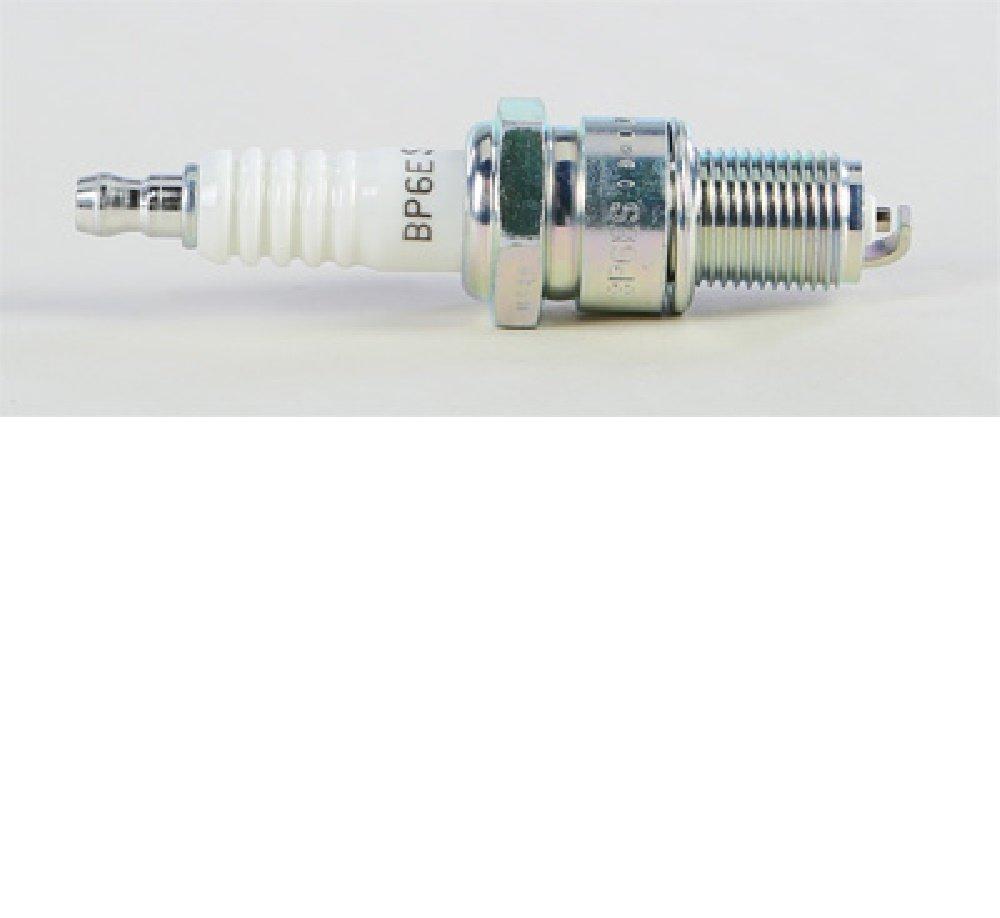 Orange Cycle Parts Standard Spark Plugs Pack of 4 by NGK 7333 BP6ES