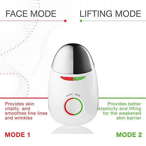 Korean Face Massager - Galvanic Microcurrent Face Lift