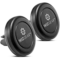 2-Pack WizGear Universal Air Vent Magnetic Car Mount Phone Holder