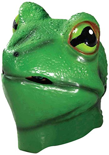 Mens Deluxe Kermit Costumes - Forum Novelties Men's Deluxe Latex Frog