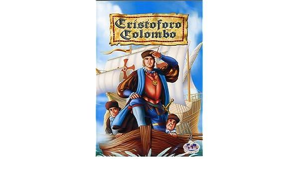 Cristoforo Colombo (Animazione) [Italia] [DVD]: Amazon.es ...