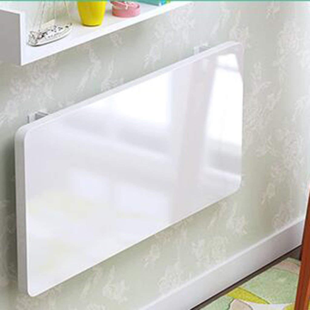 XCJ väggfällbart bord enkelt väggbord matbord väggbord väggbonad datorbord väggbord, 120 x 40 cm 100*40cm