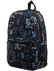 Harry Potter Ravenclaw Gryffindor Hufflepuff Slytherin House Bookbag Backpack