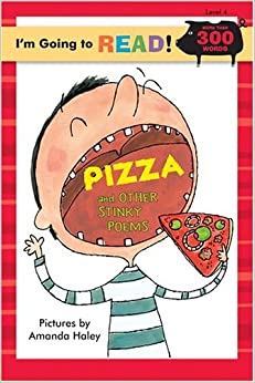 Book I'm Going to Read (Level 4): Pizza and Other Stinky Poems (I'm Going to Read Series)