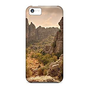 New Fashion Premium Cases Covers For Iphone 5c - Torcal De Antequera 10773