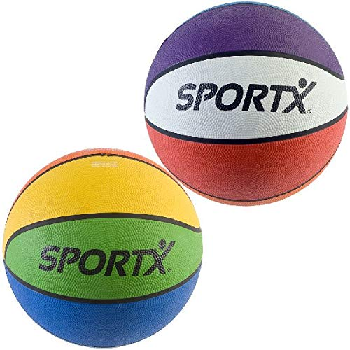 Pallone Basket 7 Sportx Multicolor 0724401