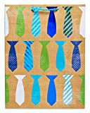 American Greetings Father's Day Ties Medium Gift Bag (5689582)